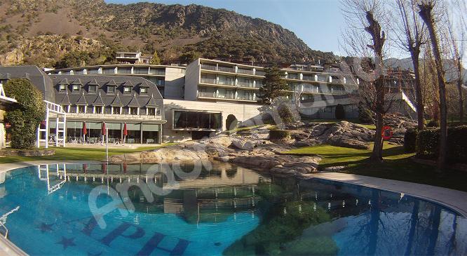 Andorra Park Hotel Andorre La Vieille